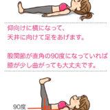 足パカ体操の効果で太ももは細くなる?正しいやり方と股関節が痛い時の対処法まとめ