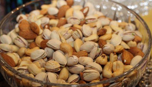 【ナッツの健康効果を解説!】「食べ過ぎたら太る?」1日に食べる量とおすすめのナッツの種類