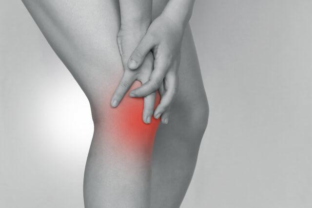 膝の痛みのグルコサミンが効かない