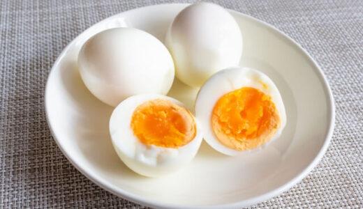 ゆで卵ダイエットのメリットとデメリット|痩せる効果を解説!