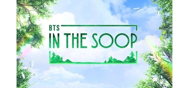 IN THE SOOP ロゴデザイン