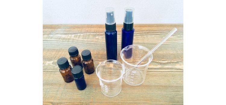 手作り化粧水を作る道具